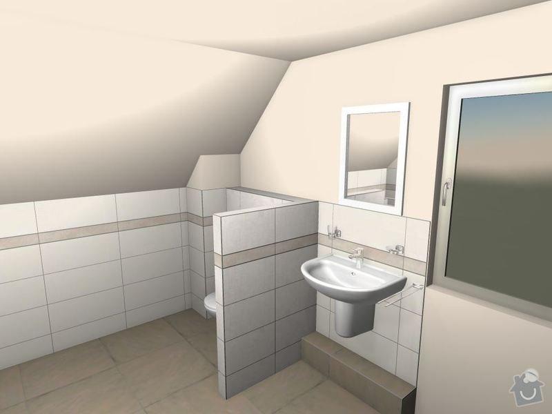 Obložení koupelny: Machackovi_-_koupelna_-_LeMarais-01_-_upravy_20140910_1