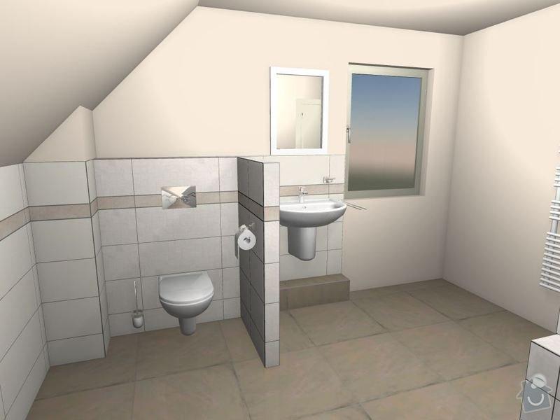 Obložení koupelny: Machackovi_-_koupelna_-_LeMarais-01_-_upravy_20140910_4