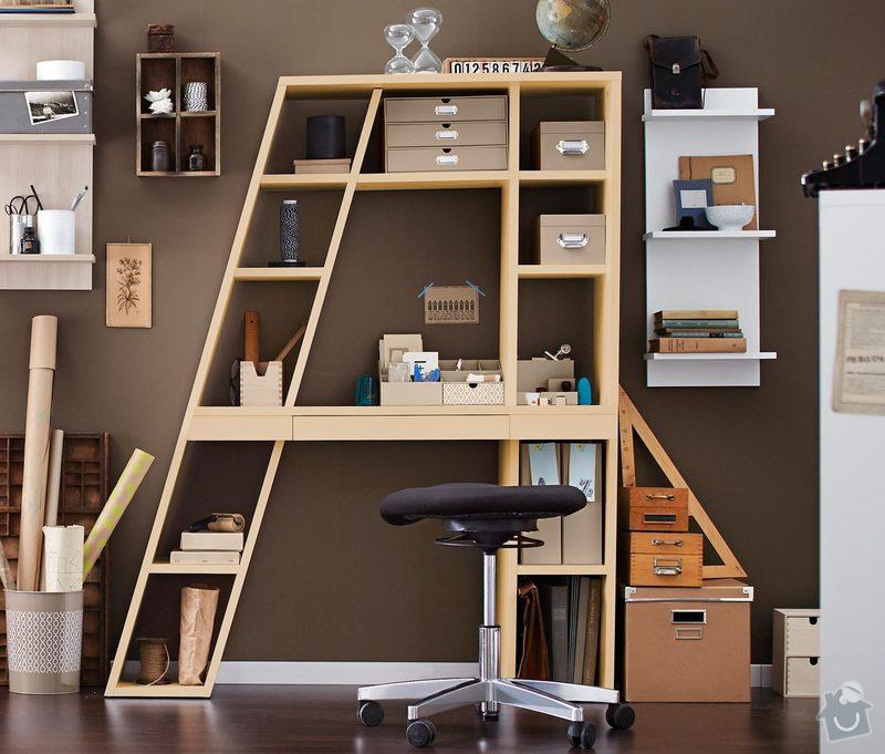 Nábytek na míru: desk
