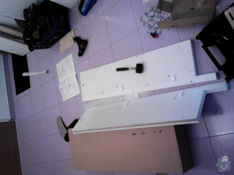 Sestavení Ikea botníků a přivrtání do stěny. : IMG_20140917_093716