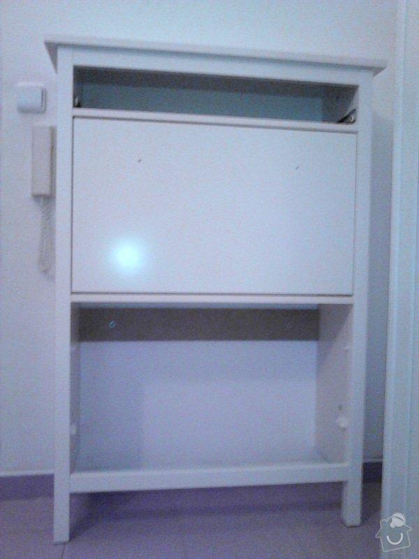Sestavení Ikea botníků a přivrtání do stěny. : IMG_20140917_102448