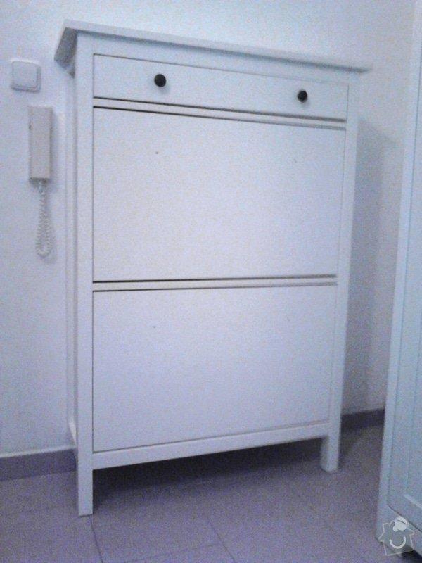 Sestavení Ikea botníků a přivrtání do stěny. : IMG_20140917_103437