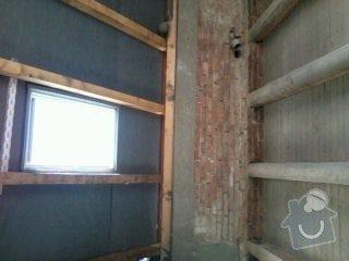 Realizace střechy na klíč včetně demoličních prací na RD v Suchdole: 035