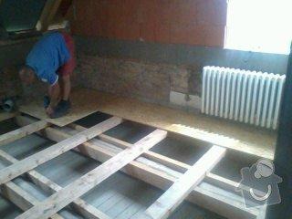 Realizace střechy na klíč včetně demoličních prací na RD v Suchdole: 037