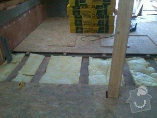 Realizace střechy na klíč včetně demoličních prací na RD v Suchdole: 063
