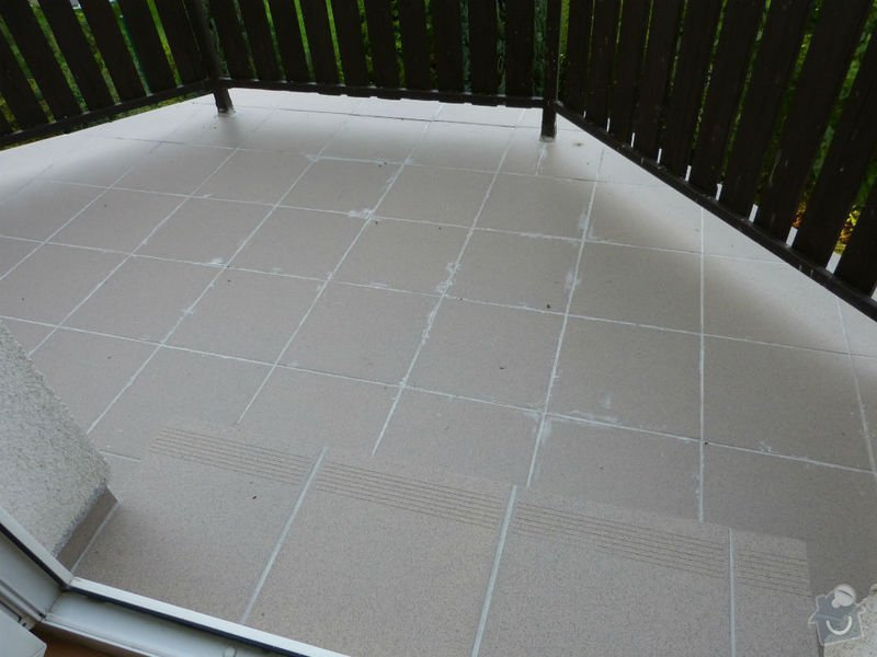 Rekonstrukce balkonové terasy: P1040895