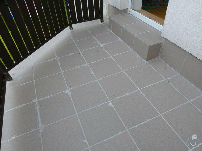 Rekonstrukce balkonové terasy: P1040896