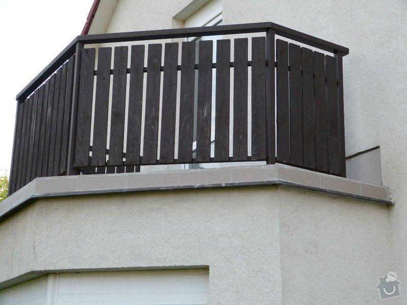 Rekonstrukce balkonové terasy: P1040897