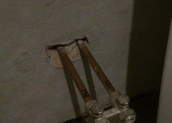 Předělání trubek na koupelnový radiátor