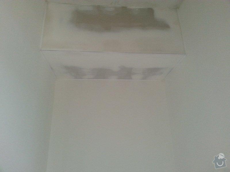 Sádrokarton - strop : 20140911_145704
