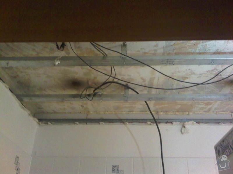 Oprava bytu po vytopení sousedy: IMG00396-20140903-1139