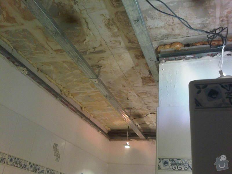 Oprava bytu po vytopení sousedy: IMG00397-20140903-1139