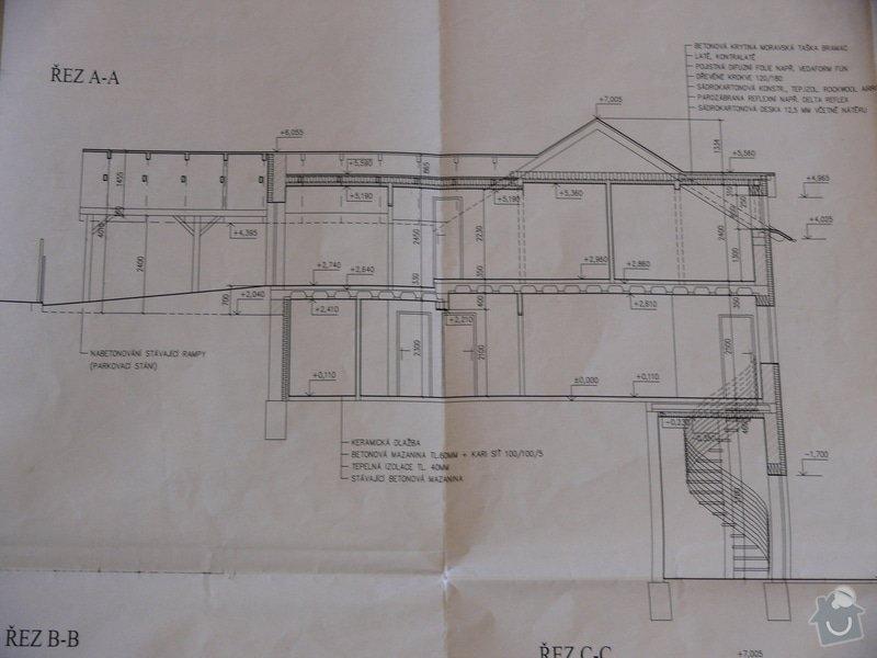 Plechová střecha: P1050676