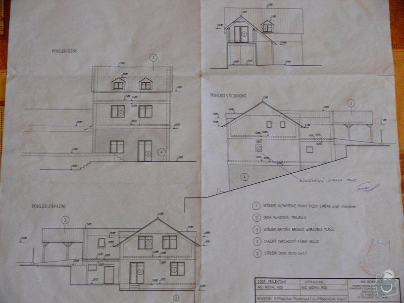 Plechová střecha: P1050679