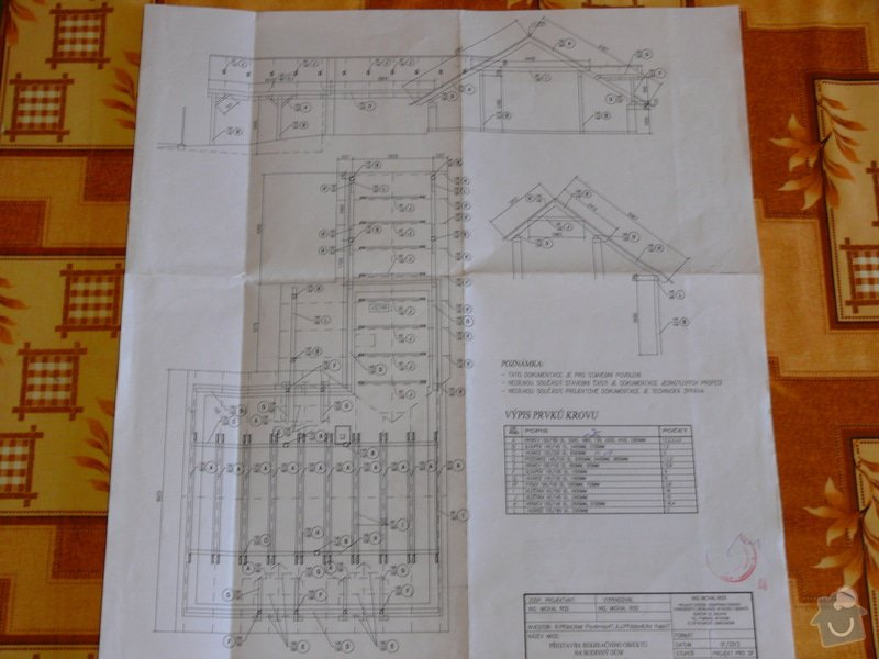 Plechová střecha: P1050680