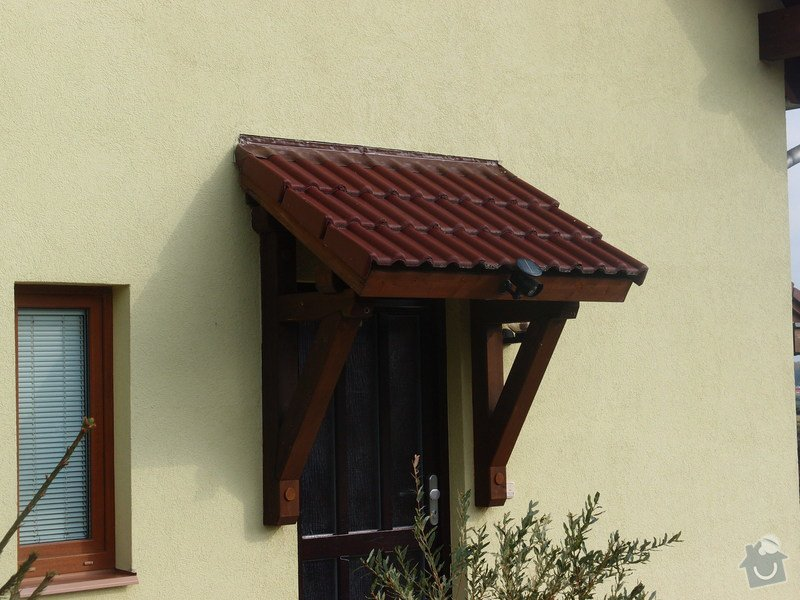 Stříška nad vchod: P9224386