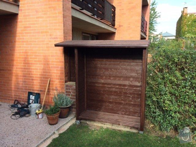 Vyrobení a dodání dřevníku: IMG_6474