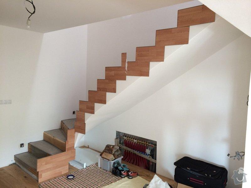 Vnitřní zábradlí k schodišti (nerez): schodiste