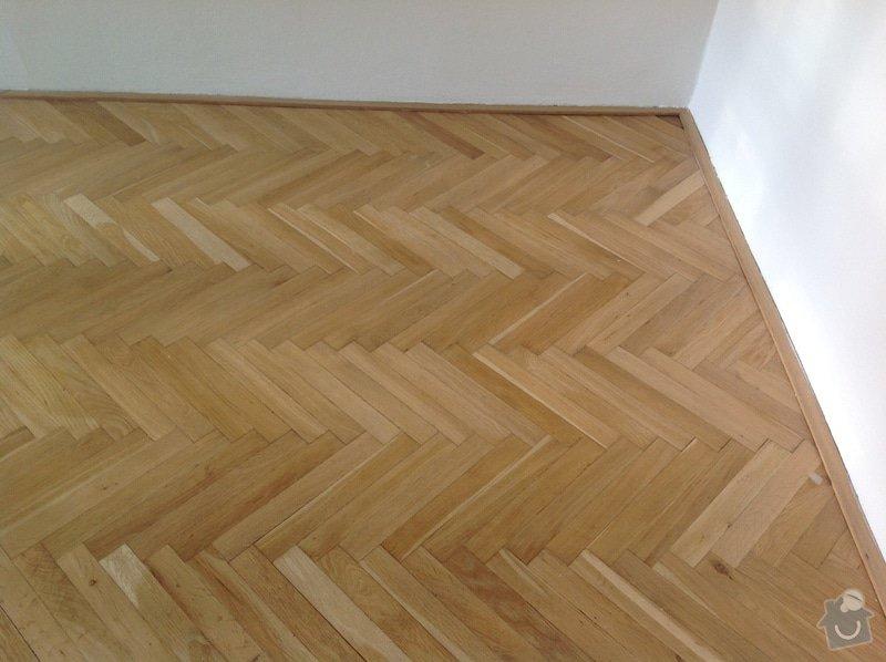 Pokládka dřevěné dubové podlahy: podlaha_2