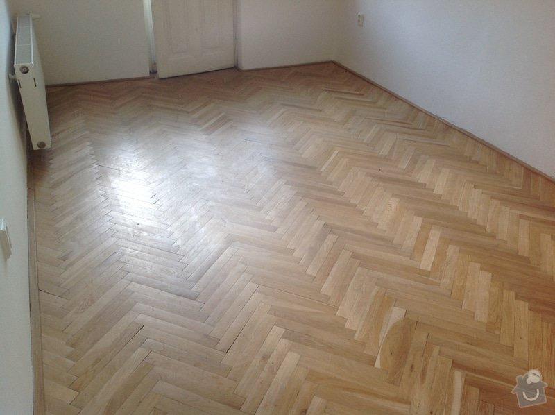 Pokládka dřevěné dubové podlahy: podlaha