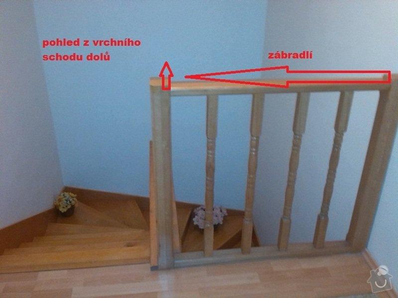 Renovace (oprava) starých schodů: 5