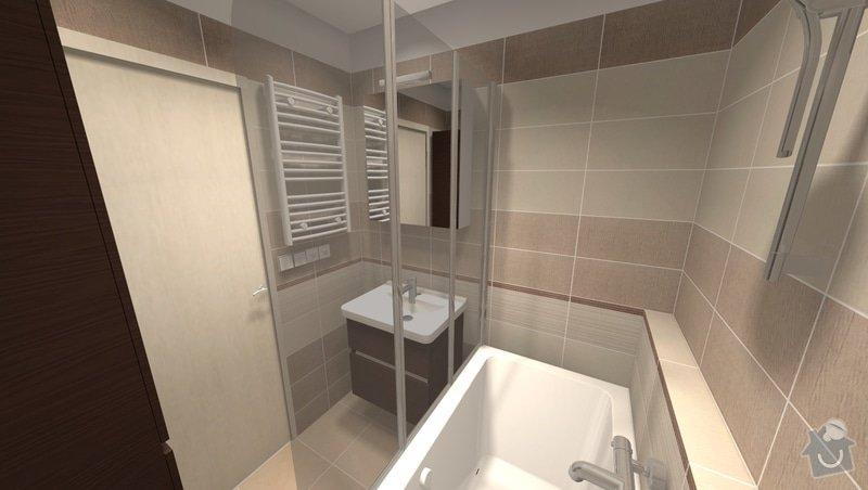 Rekonstrukce bytového jádra a kuchyně: foto3