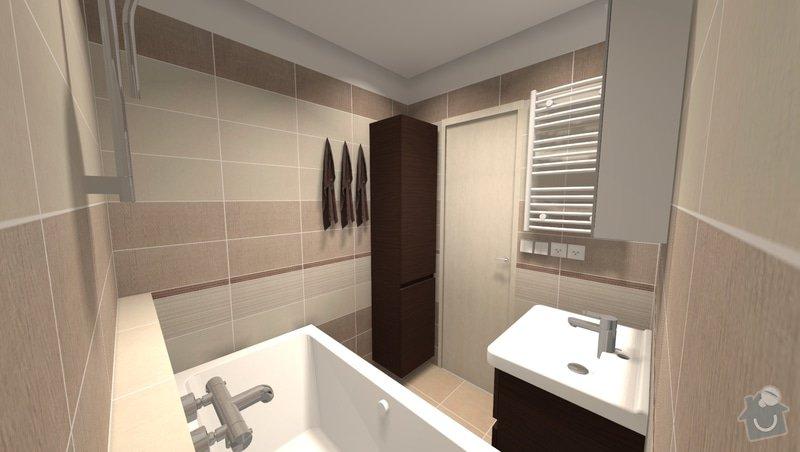 Rekonstrukce bytového jádra a kuchyně: foto4