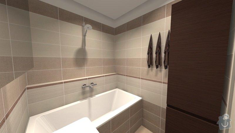 Rekonstrukce bytového jádra a kuchyně: foto5
