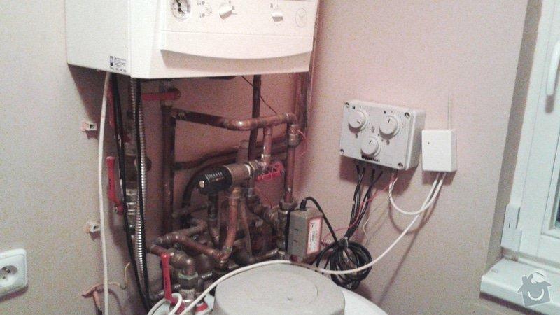 Nastavení a seřízení systému topení v domě: celek