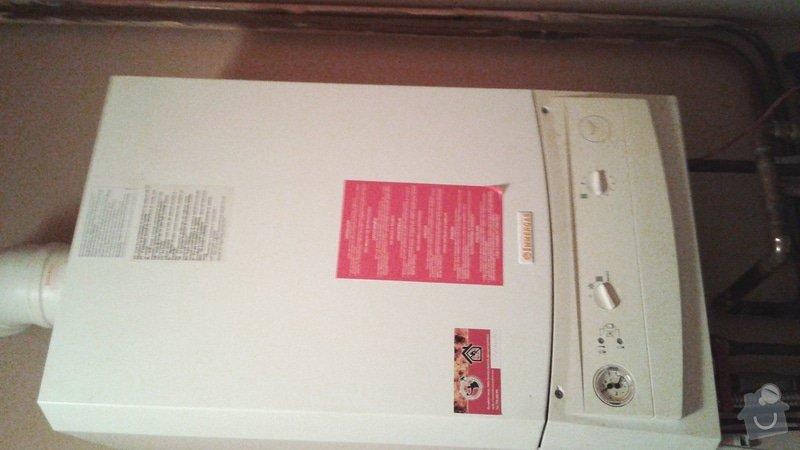 Nastavení a seřízení systému topení v domě: kotel