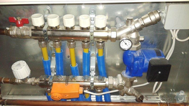 Nastavení a seřízení systému topení v domě: podlaha