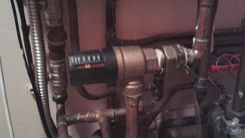 Nastavení a seřízení systému topení v domě: Ventil_II