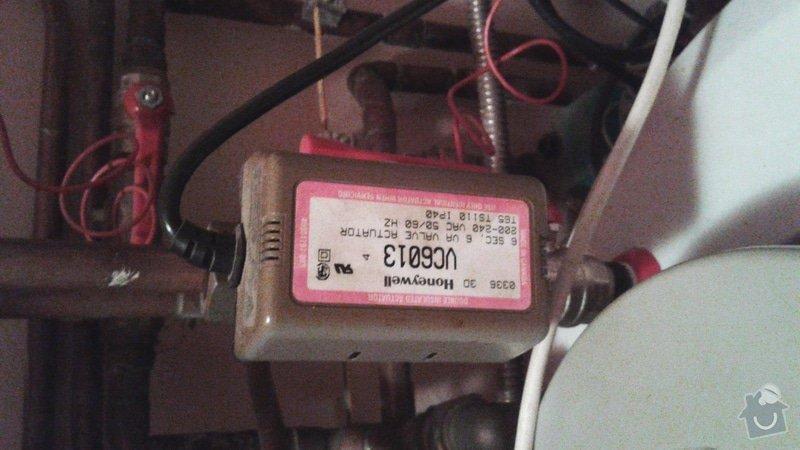 Nastavení a seřízení systému topení v domě: ventil