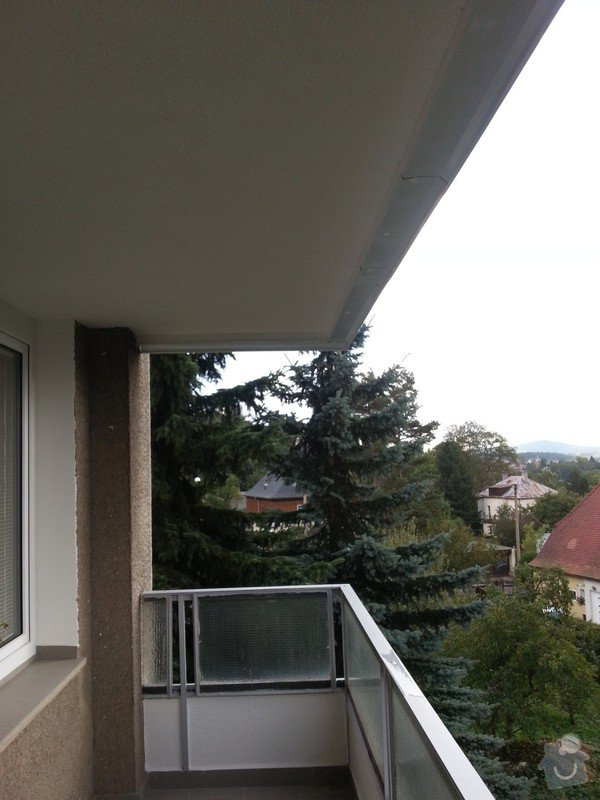 Zasklení balkonu: WP_20140923_006