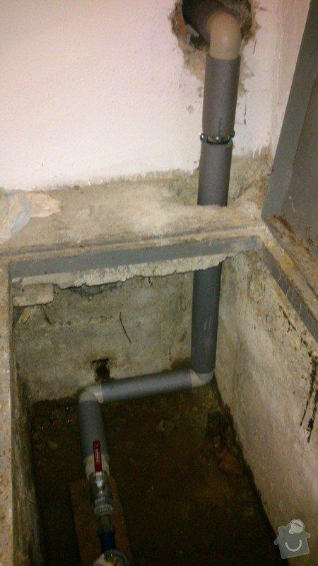 Rekonstrukce vodovodu v suterénu: DSC_0169
