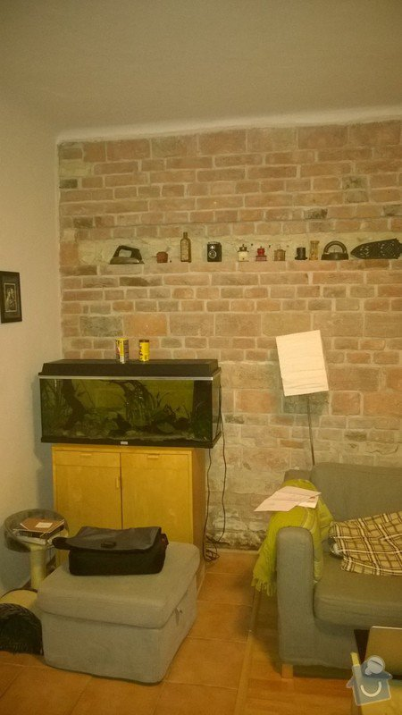 Stavba komina a konzultace pri vyberu krbovych kamen : WP_20140924_002