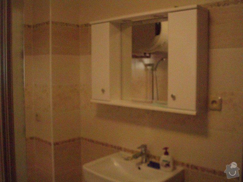 Rekonstrukce koupelny: P9184001