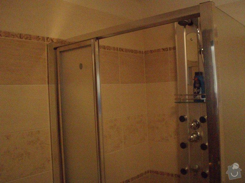 Rekonstrukce koupelny: P9184003