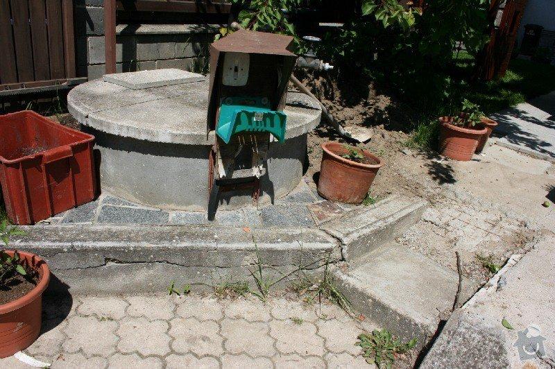 Úprava/rekonstrukce venkovních betonových schodů + pokládka dlažby: Canon_12.5.14_006
