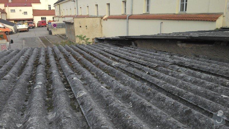 Renovace eternitové střechy 21m2: IMG_20140919_172104_406