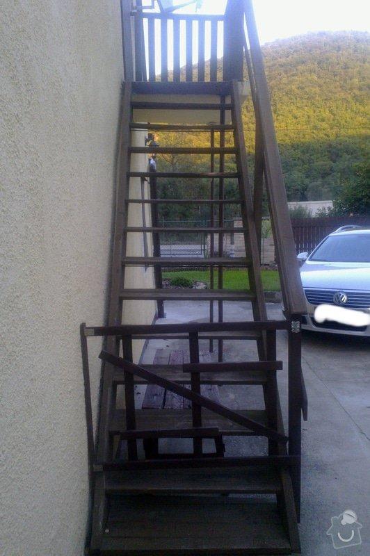 Venkovní schody: 14090020