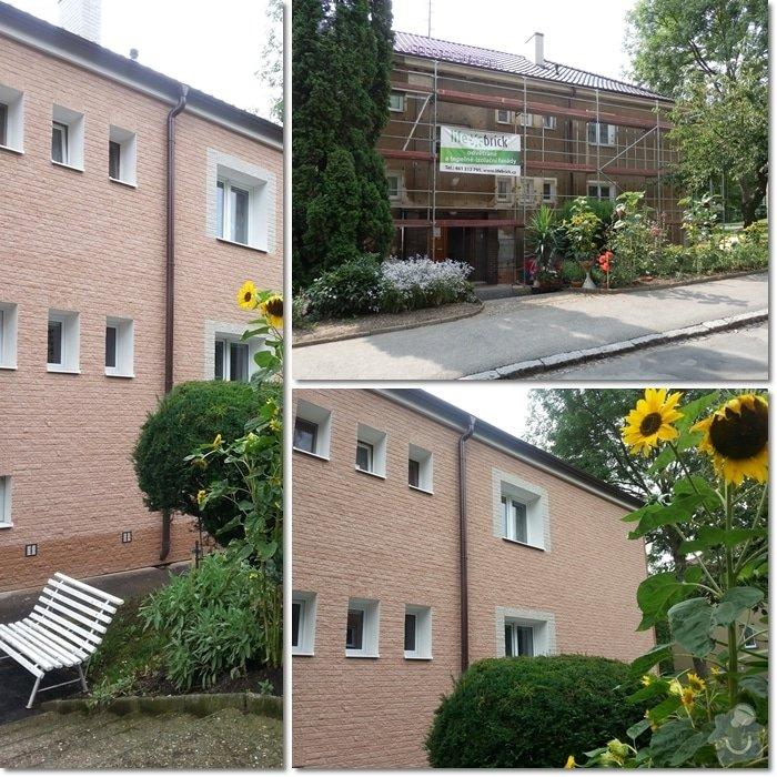 Zateplení bytového domu: beroun_druzstevni