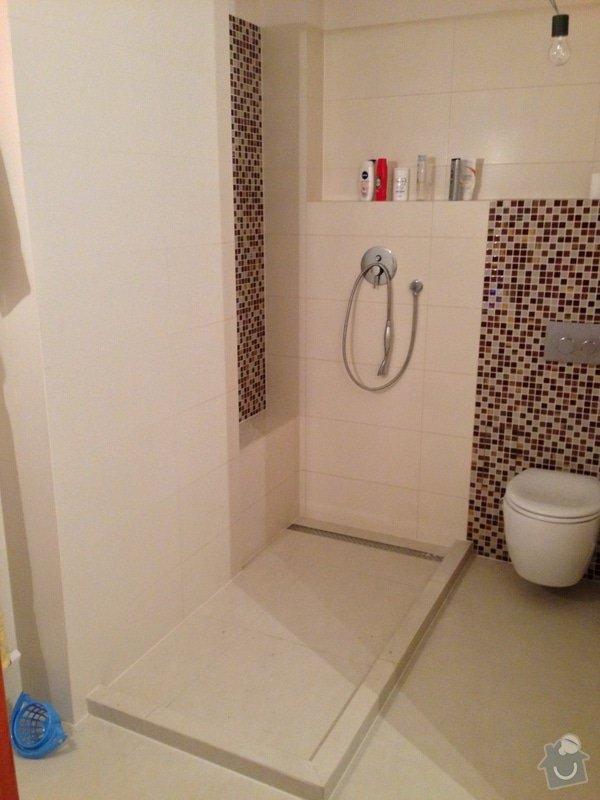 Skleněná stěna do sprchového koutu: IMG_2518