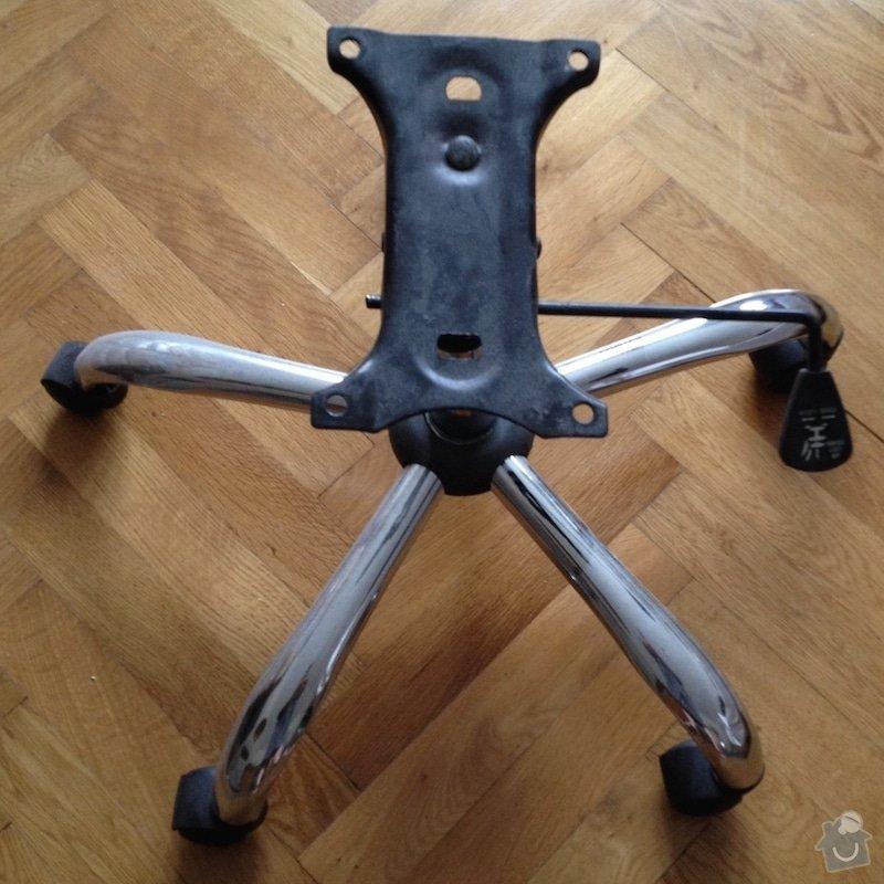 Zámečník - oprava kancelářské židle: IMG_3591