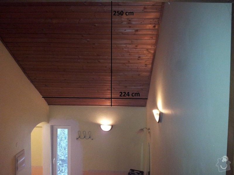 Zateplení střechy : 20140925_172338