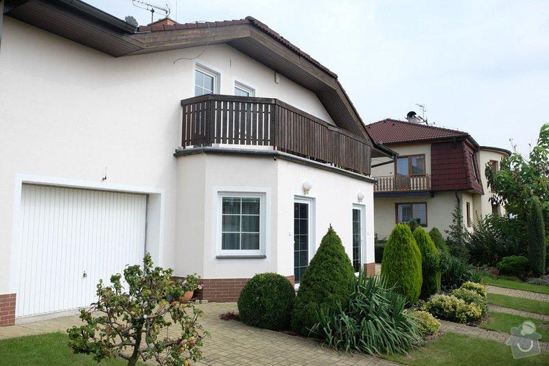 Oprava balkonového zábradlí: 002
