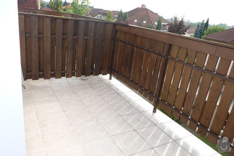 Oprava balkonového zábradlí: 004