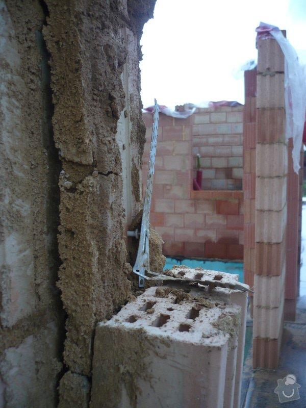 Hrubá stavba rodinného domu, instalace: 9
