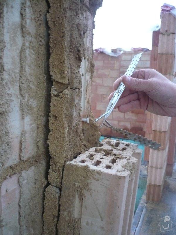 Hrubá stavba rodinného domu, instalace: 10