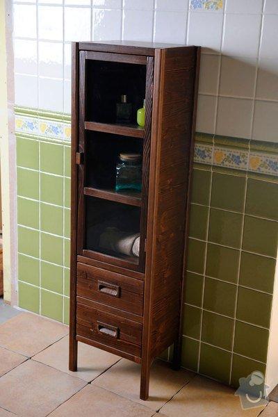 Výroba koupelnového nábytku: skrinka_vysoka